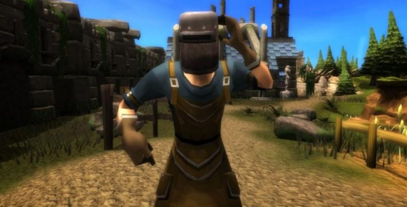 Screenshot 12 - RuneScape - 10 Chaves das Arcas do Tesouro