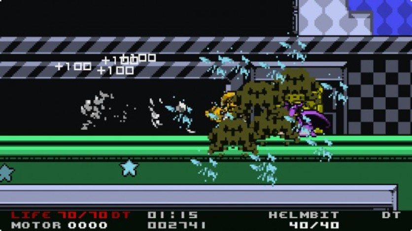 Screenshot 10 - Joylancer: Legendary Motor Knight