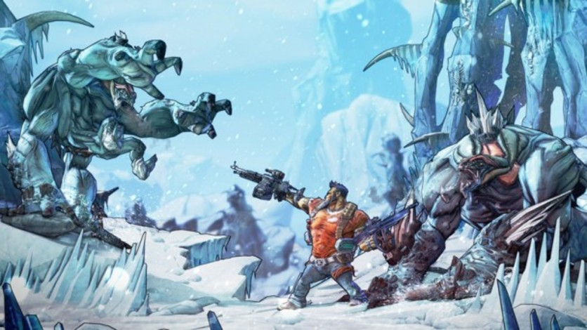 Screenshot 3 - Borderlands 2 (MAC)