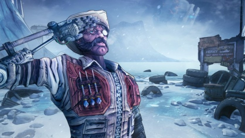 Screenshot 5 - Borderlands 2 (MAC)