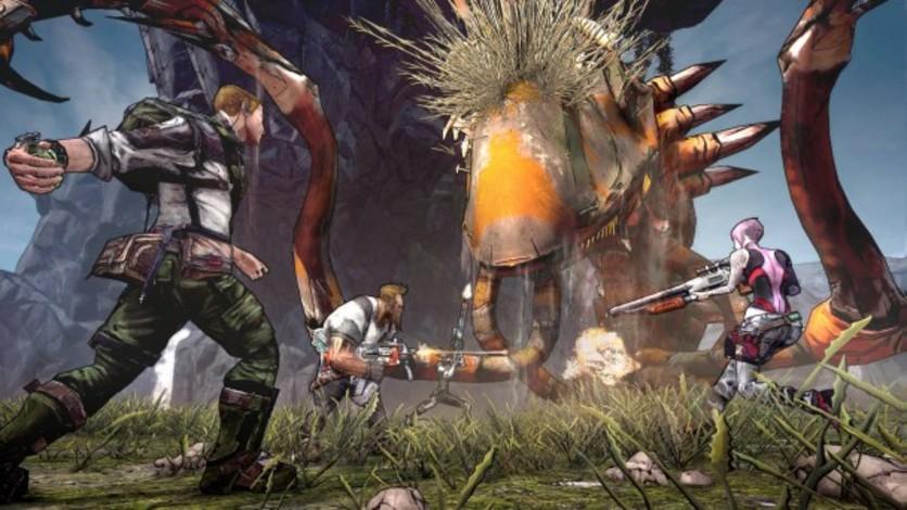 Screenshot 6 - Borderlands 2 Game of the Year Edition (MAC)