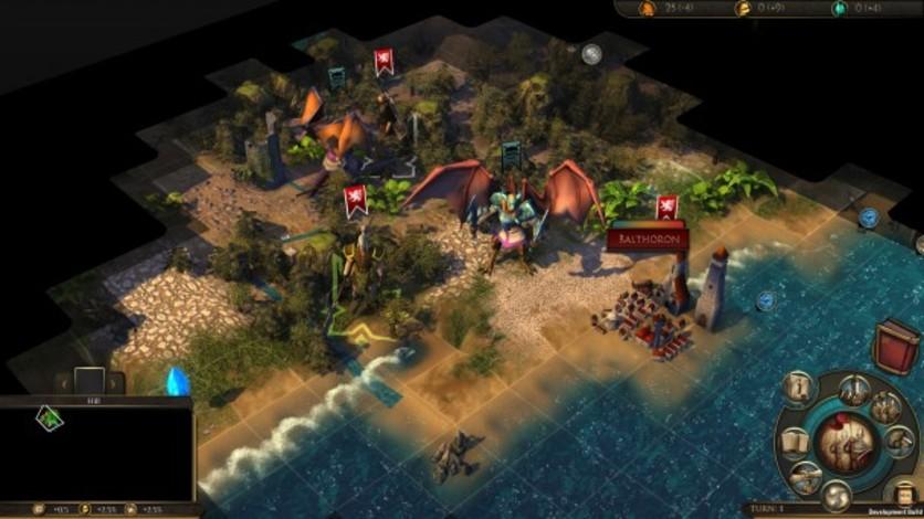 Screenshot 5 - Worlds of Magic