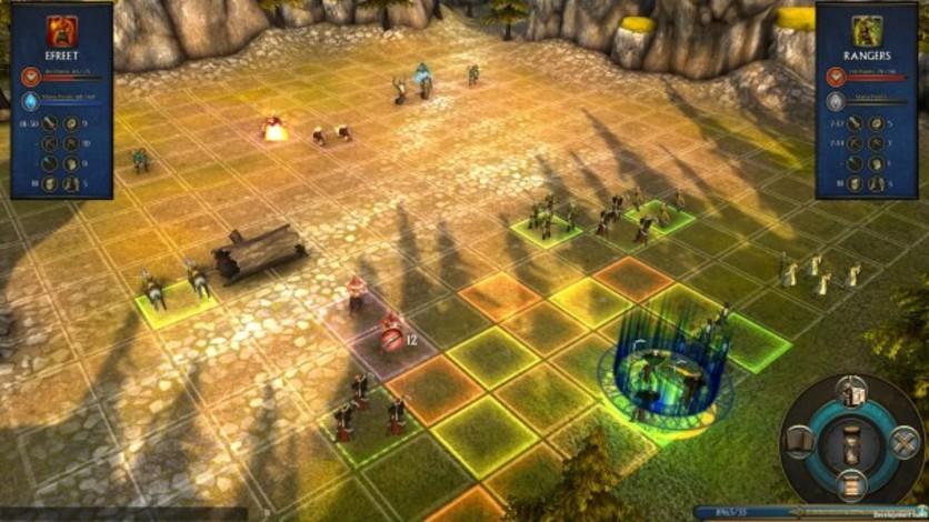 Screenshot 6 - Worlds of Magic