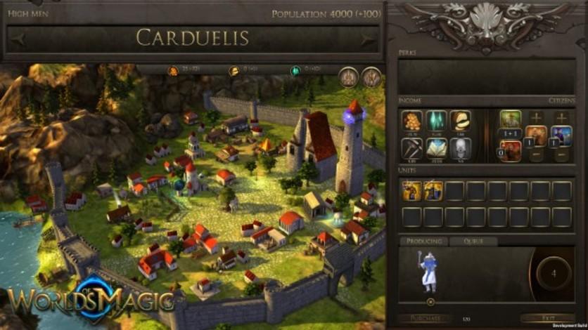 Screenshot 2 - Worlds of Magic
