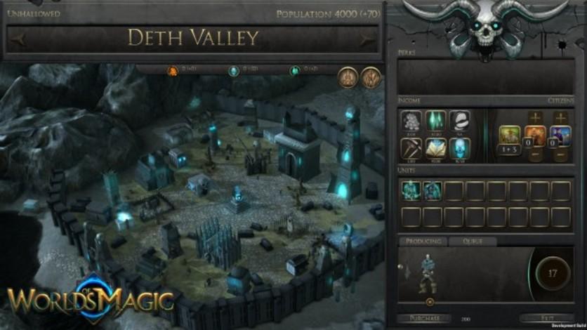 Screenshot 16 - Worlds of Magic