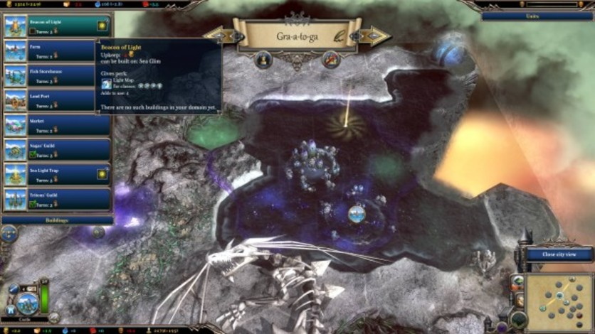 Screenshot 7 - Warlock 2: Wrath of the Nagas
