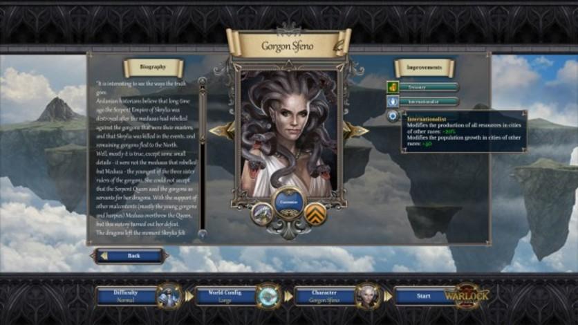 Screenshot 3 - Warlock 2: Wrath of the Nagas