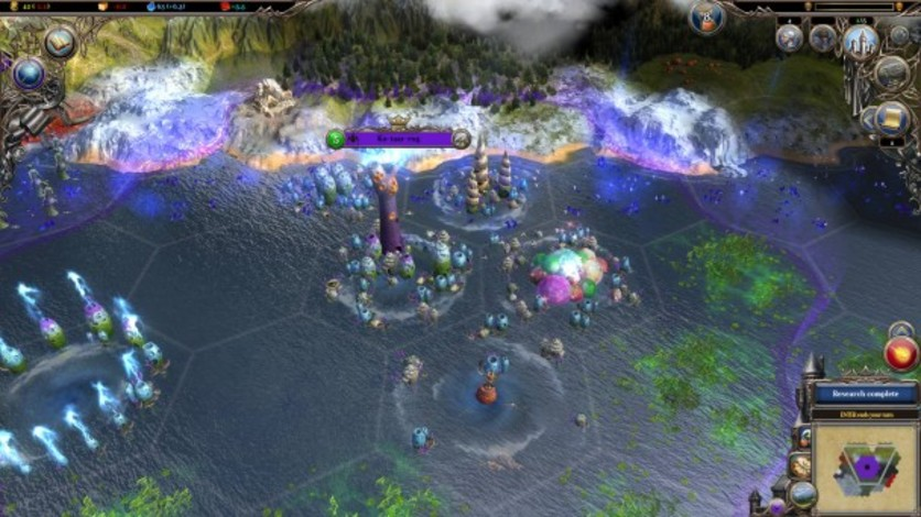 Screenshot 1 - Warlock 2: Wrath of the Nagas