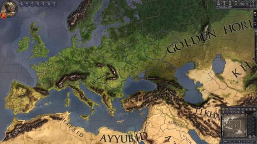 Screenshot 1 - Crusader Kings II: Iberian Portraits