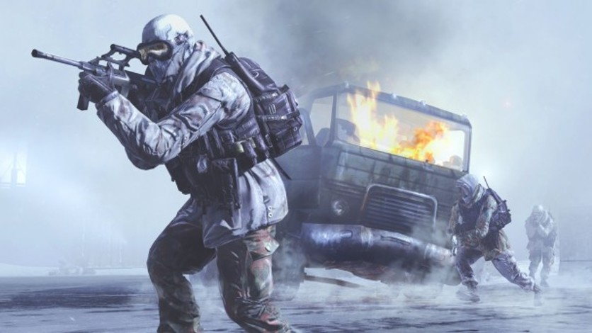 Screenshot 8 - Call of Duty: Modern Warfare 2 (MAC)
