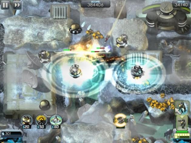 Screenshot 4 - Sentinel 3: Homeworld