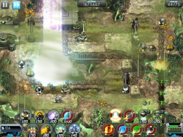 Screenshot 1 - Sentinel 3: Homeworld