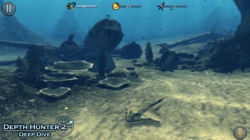 Screenshot 3 - Depth Hunter 2: Deep Dive