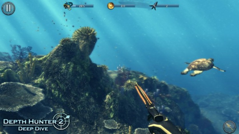 Screenshot 9 - Depth Hunter 2: Deep Dive