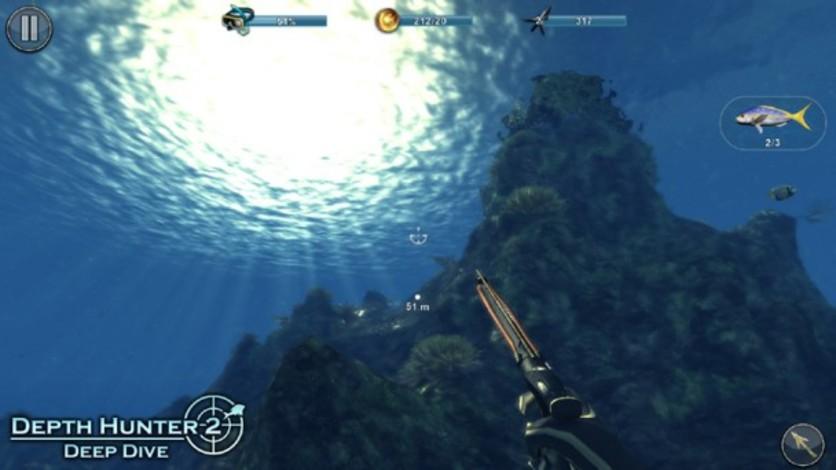 Screenshot 8 - Depth Hunter 2: Deep Dive