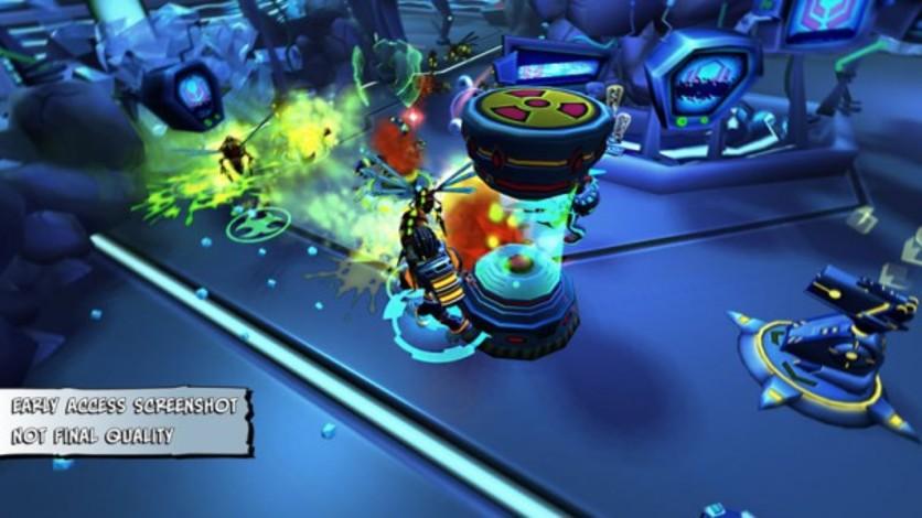 Screenshot 2 - ZAMB! Biomutant Extermination