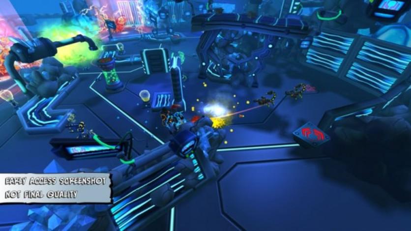 Screenshot 4 - ZAMB! Biomutant Extermination
