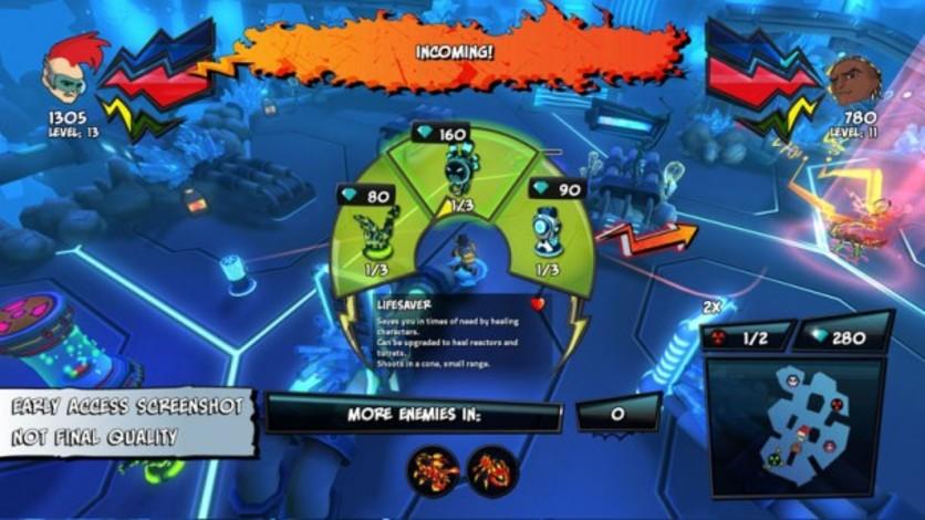 Screenshot 6 - ZAMB! Biomutant Extermination
