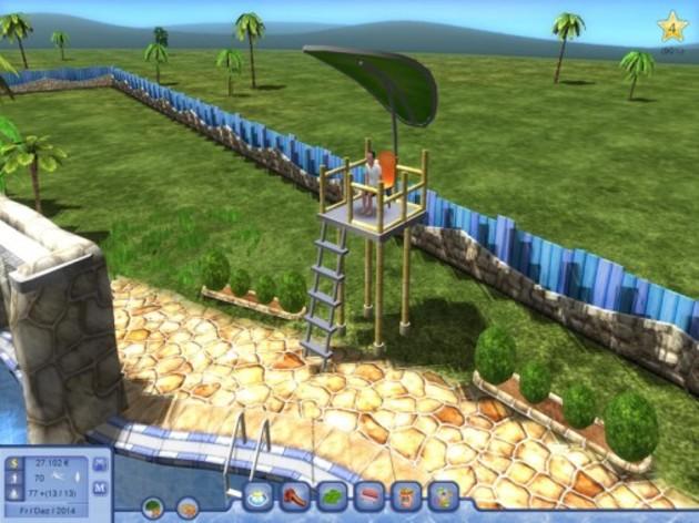 Screenshot 10 - Waterpark Tycoon