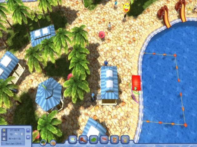 Screenshot 9 - Waterpark Tycoon