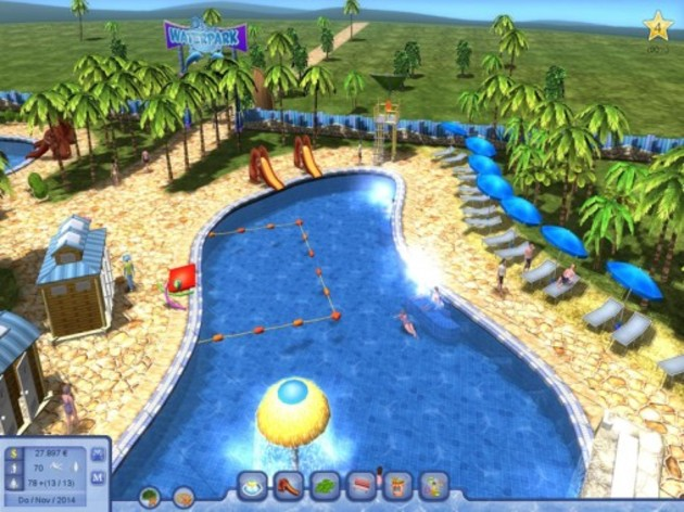 Screenshot 11 - Waterpark Tycoon