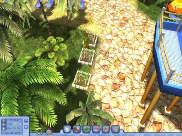 Screenshot 8 - Waterpark Tycoon