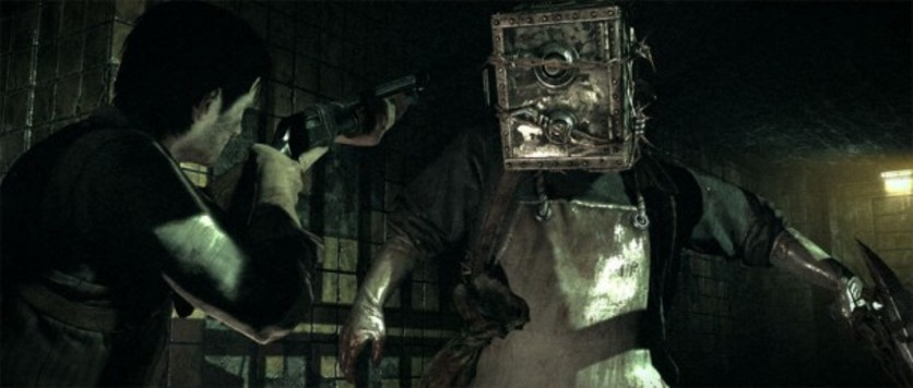 Screenshot 3 - The Evil Within
