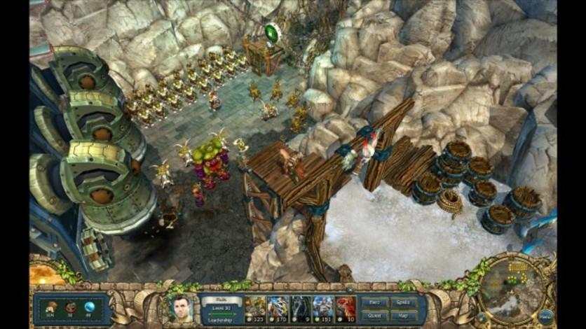 Screenshot 2 - King's Bounty: The Legend