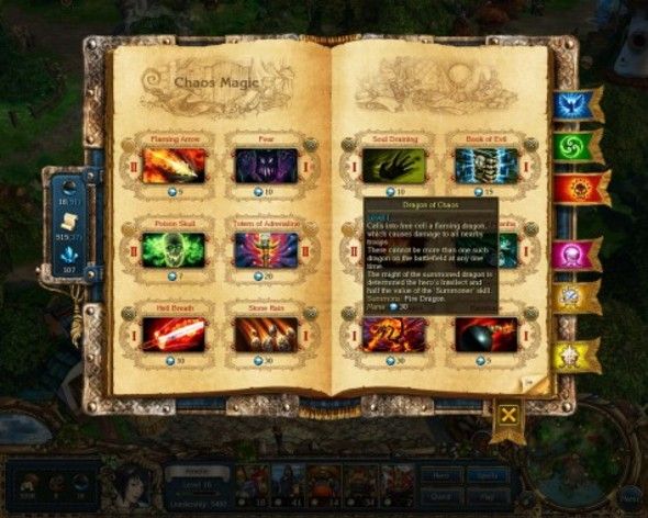 Screenshot 7 - King's Bounty: Crossworlds