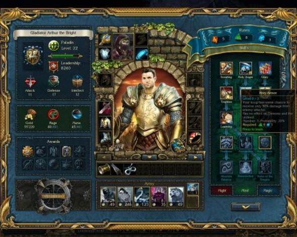 Screenshot 5 - King's Bounty: Crossworlds