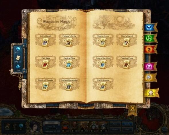 Screenshot 10 - King's Bounty: Crossworlds