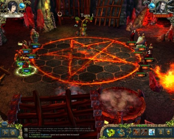 Screenshot 12 - King's Bounty: Crossworlds