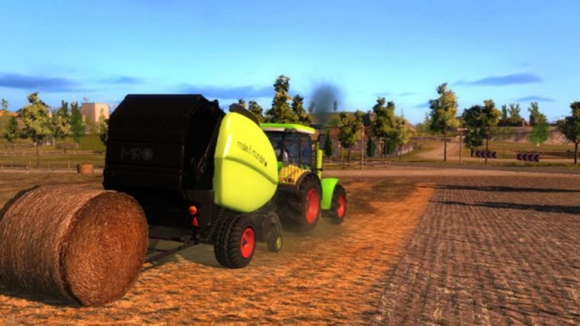 Screenshot 4 - Farm Machines Championships 2014