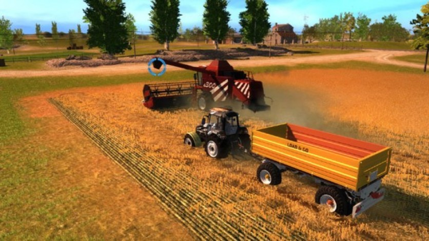 Screenshot 9 - Farm Machines Championships 2014