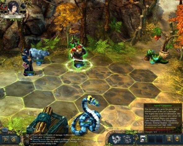 Screenshot 7 - King's Bounty: Crossworlds GOTY