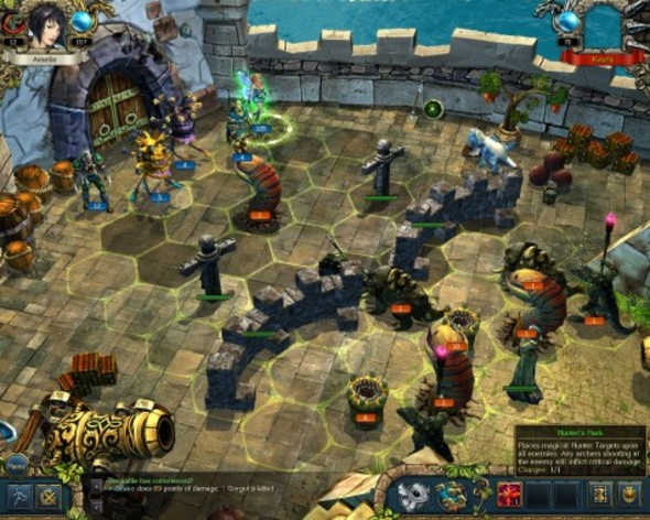 Screenshot 12 - King's Bounty: Crossworlds GOTY