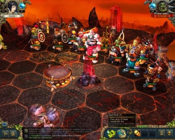 Screenshot 8 - King's Bounty: Crossworlds GOTY