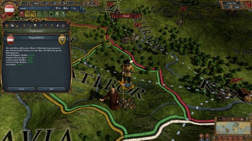 Screenshot 4 - Europa Universalis IV: Art of War