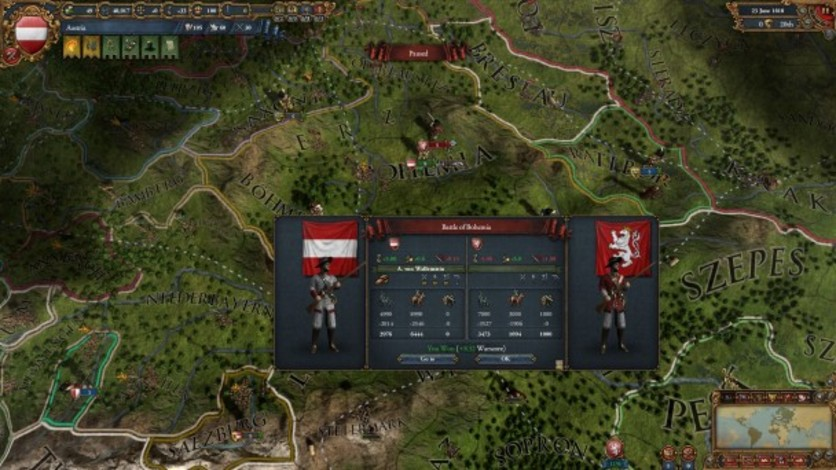 Screenshot 8 - Europa Universalis IV: Art of War