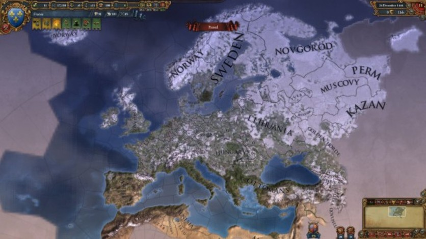 Screenshot 1 - Europa Universalis IV: Art of War