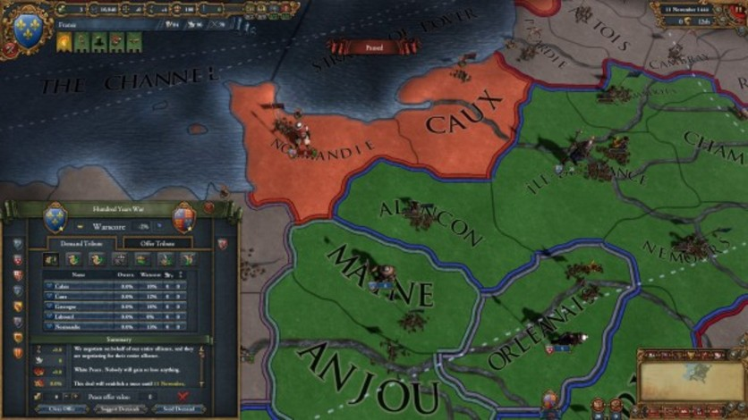 Screenshot 6 - Europa Universalis IV: Art of War