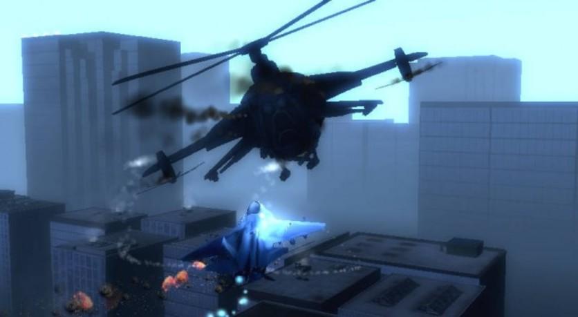 Screenshot 8 - Hyper Fighters