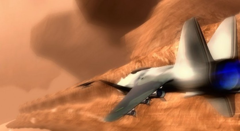 Screenshot 2 - Hyper Fighters
