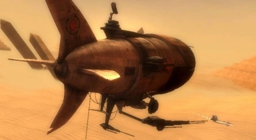 Screenshot 5 - Hyper Fighters