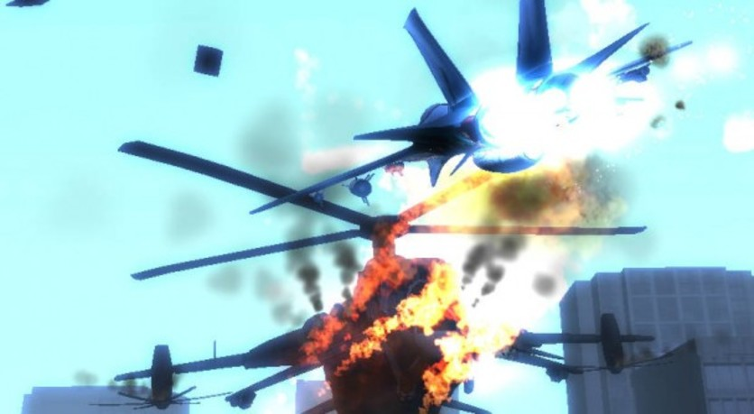 Screenshot 9 - Hyper Fighters