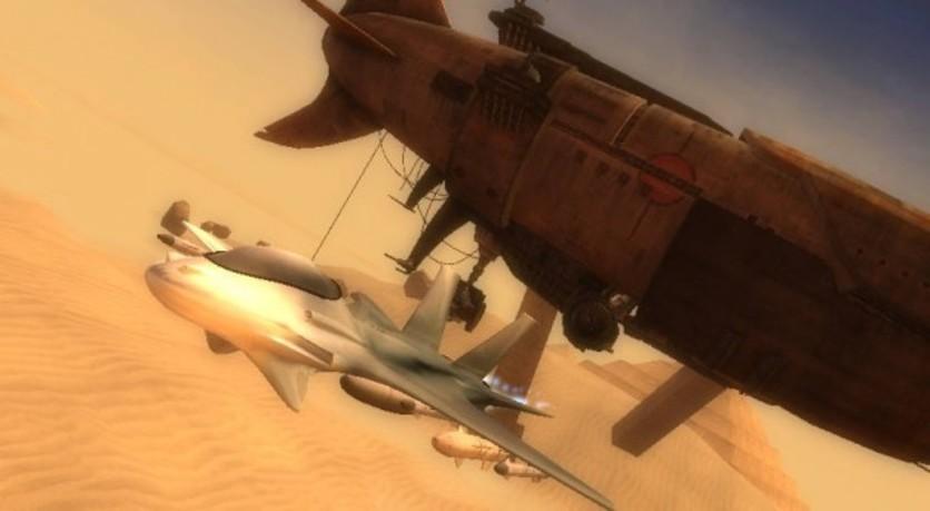 Screenshot 3 - Hyper Fighters