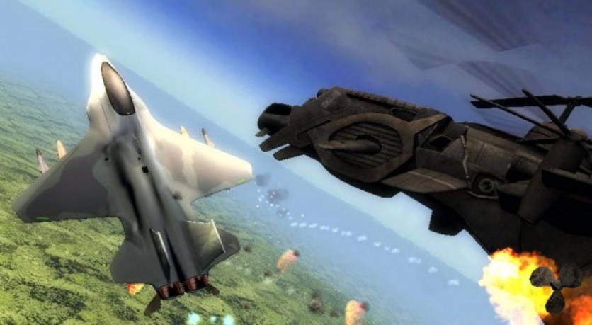 Screenshot 6 - Hyper Fighters