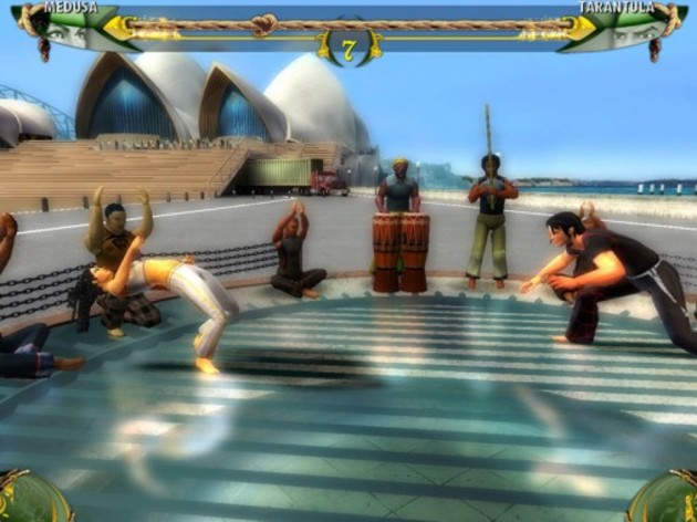 Screenshot 2 - Martial Arts: Capoeira