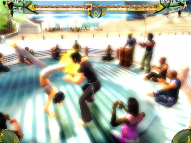 Screenshot 3 - Martial Arts: Capoeira