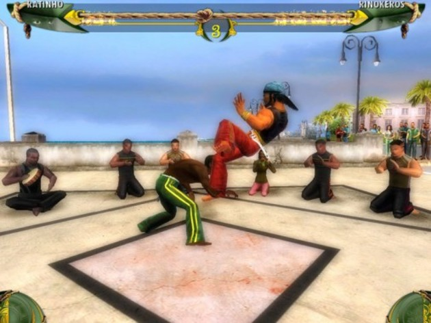 Screenshot 4 - Martial Arts: Capoeira
